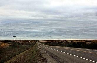 Saskatchewan Highway 14 - Image: Skhwy 14 IMG 5091