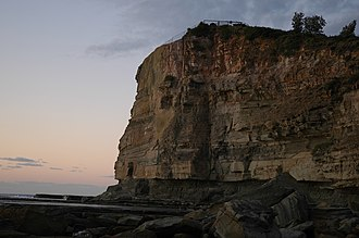 Terrigal, New South Wales - The Skillion at sunrise