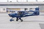 Skyfox CA25N Gazelle (24-3726) taxiing at Wagga Wagga Airport 2.jpg