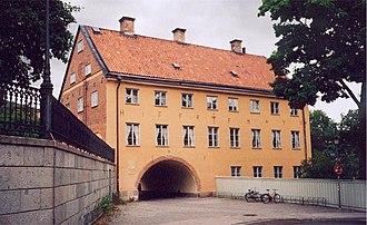 Johannes Schefferus - The Skytteanum at Uppsala University