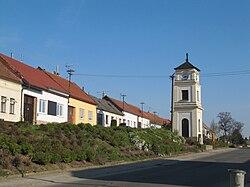 Slavkov (UH), zvonice.jpg