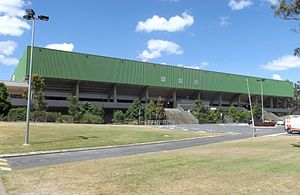 Sleeman Centre (Brisbane) - Brisbane Aquatic Centre, 2014