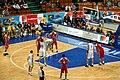 Slovenia - Croatia at Eurobasket 2009 6.jpg
