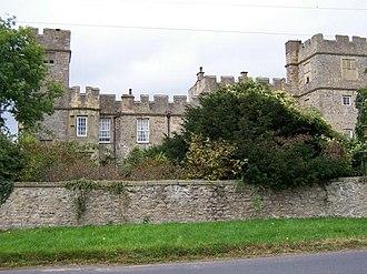 Catherine Parr - Snape Castle