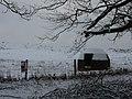 Snow covered igloo - geograph.org.uk - 1715507.jpg