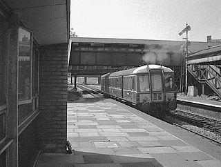 Birmingham Snow Hill to Wolverhampton Low Level Line