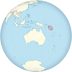 Pozita e the Solomon Islands