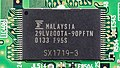 Sony VPL-HS1 - EP-GW 1-682-353-11 printed circuit board - Fujitsu 29LV800TA-90PFTN-7391.jpg
