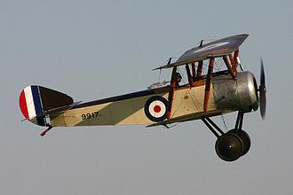 No. 189 Squadron RAF - Sopwith Pup