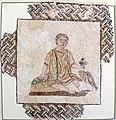 Sousse mosaic young boy.JPG