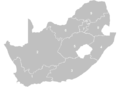 South Africa Provinces numbered.png