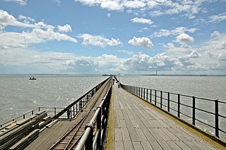 Southend Pier, Southend-on-Sea, England.JPG