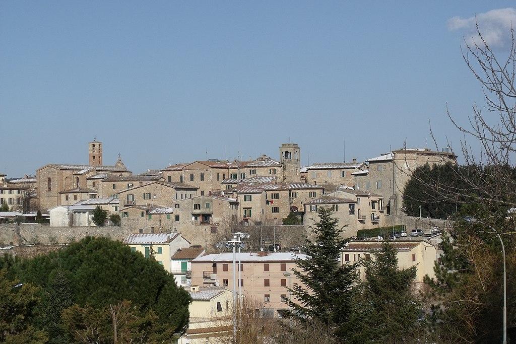 Sovicille, Montagnola Senese