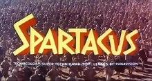 Archivo:Spartacus (1960) - Trailer.webm