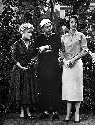 December Bride - Spring Byington, Harry Morgan and Frances Rafferty