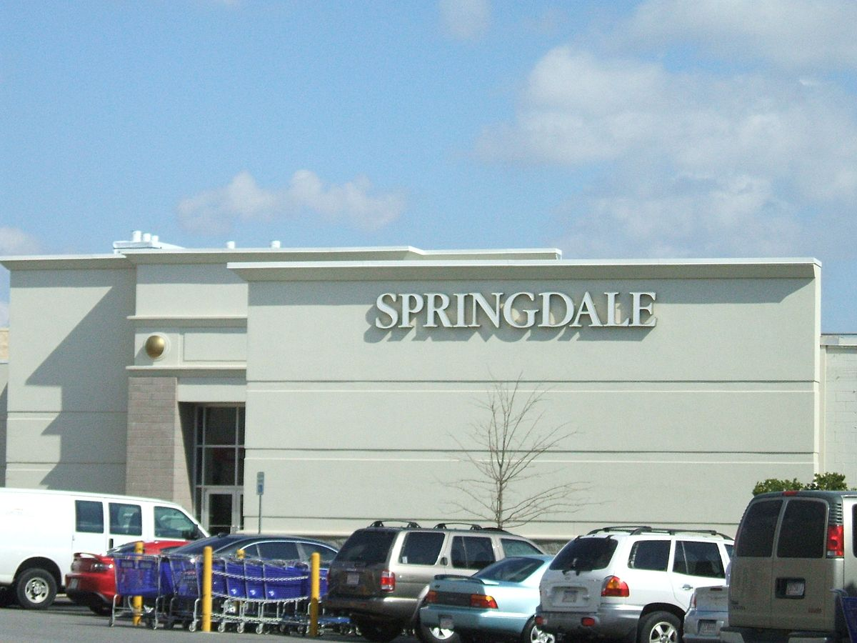 Springdale Mall Wikipedia