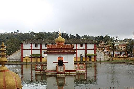 Sri Omkareshwara Temple, Coorg 01