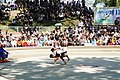 Ssirum (ssireum 씨름) Korean Folk Wrestling in North Korea (10110007403).jpg