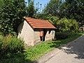 Střížkov (Struhařov), autobusová zastávka.JPG