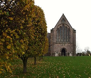 Brough with St Giles - Church of St Paulinus Presbytery, Brough Park
