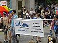 St. Luke at the Twin Cities Pride Parade 2011 (5874472586).jpg