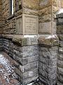 St. Mary Church (Marion, Ohio), cornerstone.jpg
