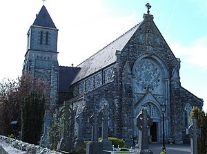 Ailbe of Emly - St Ailbe's Church in Emly