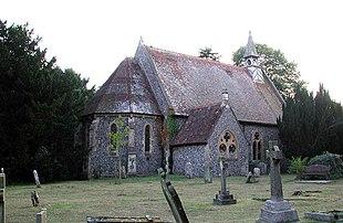 St Andrew's Church, Shepherdswell