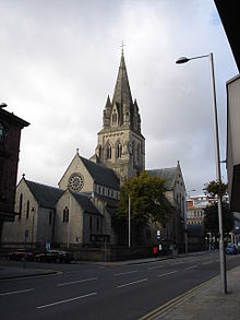 St Barnabas Cathedral Church, Nottingham - geograph.org.uk - 997132.jpg