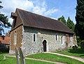 St Bartholomew's Church, Westwood Lane, Wanborough (May 2014) (4).JPG