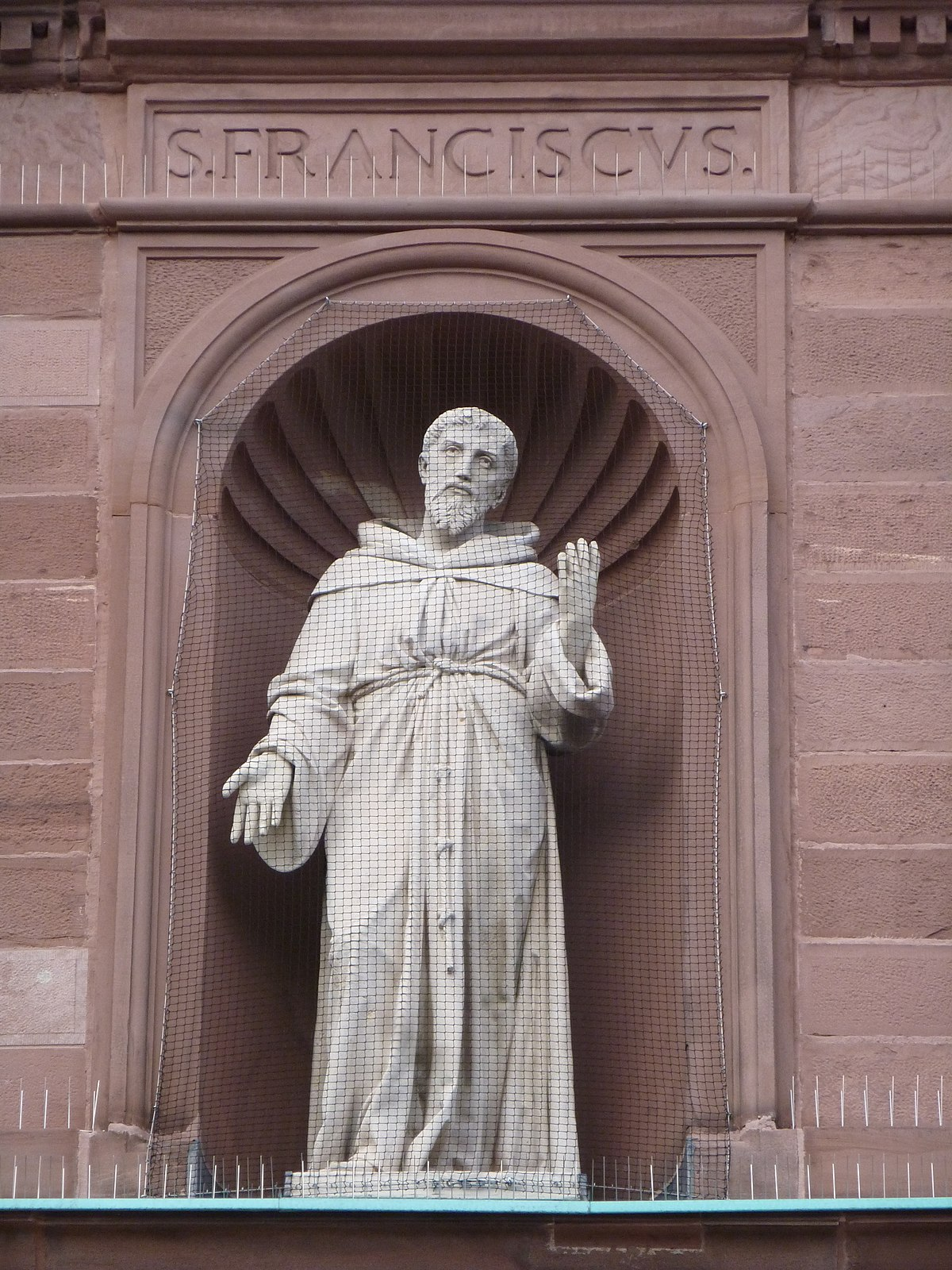 St Franziskus Pforzheim