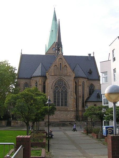 File:St Gertrud Kirche WAT, Sept 2007.JPG