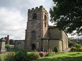 Church in Stoke-on-Trent, United Kingdom
