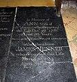 St John the Baptist, Lound, Suffolk - Ledger slab - geograph.org.uk - 1715104.jpg