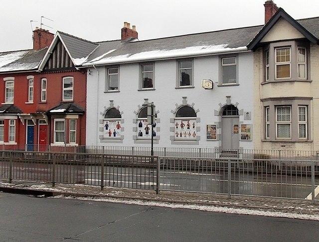 St Josephs Amateur Boxing Club, Newport