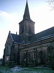 St Mary's Church, Garforth - geograph.org.uk - 96466