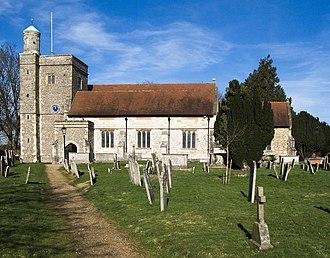 Bishop's Waltham - St Peter's Church Bishop's Waltham