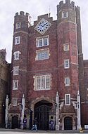 Accession Councils normally meet in St. James's Palace.