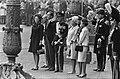 Staatsbezoek Groothertog en Groothertogin Luxemburg aan ons land. Bij aankomst b, Bestanddeelnr 920-6923.jpg