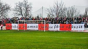 Stadionul Motorul (Arad) - Image: Stadionul Motorul (Arad)