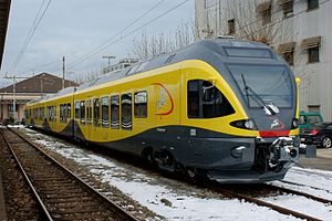 Ferrotramviaria - Image: Stadler ETR340.101 FT Flirt