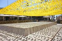 Stage at Kdumim square in Jaffa.jpg