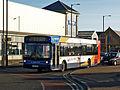 Stagecoach Cumberland bus 22813 (X813 SRM), 10 March 2009.jpg