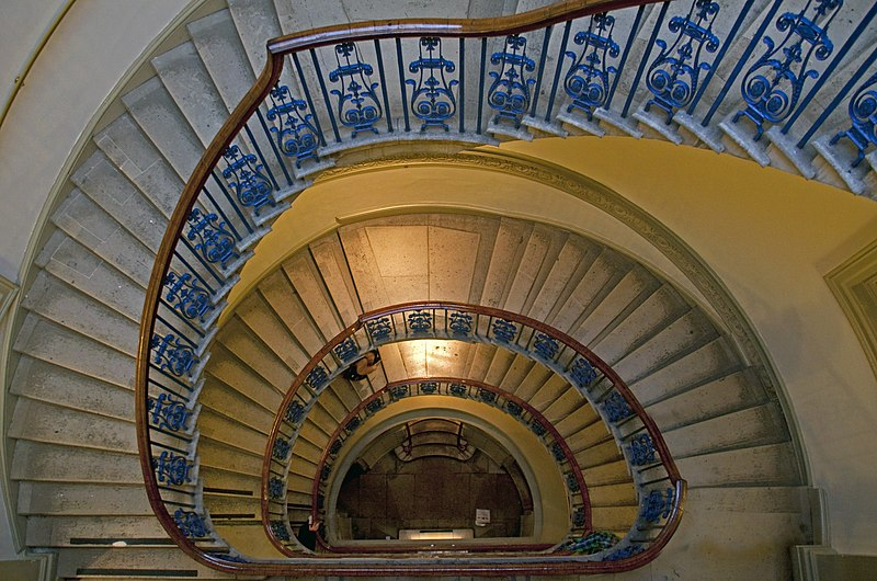 File:Stairway Courtaulds Institute 3 (5129736988).jpg