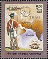 Stamp of India - 2006 - Colnect 159003 - 150 Years of the Field Post Office.jpeg