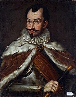 Stanisłaŭ Radzivił Pabožny. Станіслаў Радзівіл Пабожны (XIX).jpg