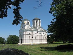 Stari Kostolac - Crkva sv Đorđa.JPG