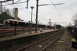 Driebergen-Zeist railway station - Image: Station Driebergen Zeist sporen