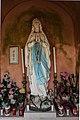 "Statue der Mutter Gottes Maria ""Immaculata"" in Polcenigo, Provinz Pordenone, Italien, EU.jpg"