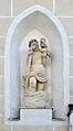 Statue of St. Christopher, Eschenau.jpg